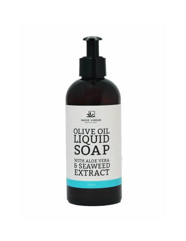 Aloe Vera & Seaweed Liquid Soap 250ml