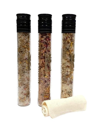 Bath Salts Test Tube Trio
