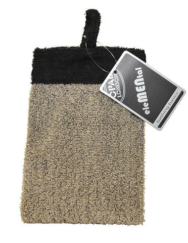 Bathing Mitt Black