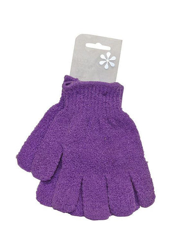 Purple Exfoliating Glove