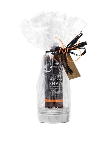 Citrus Twist Aftershave Lotion & Soap Gift Pack