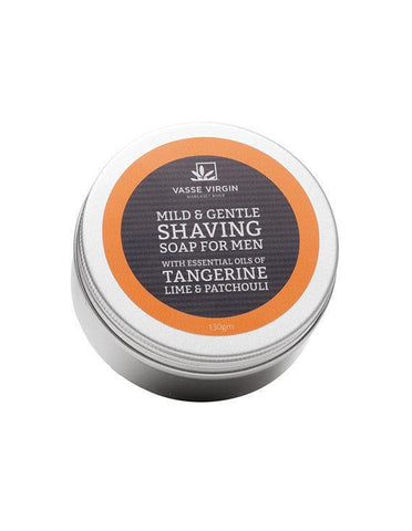 Citrus Twist Shaving Soap 130g