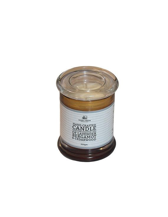 Natural Soy Wax Candle 200gm