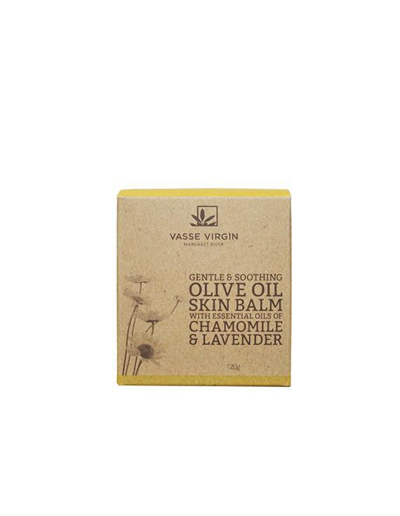 Chamomile & Lavender Soothing Skin Balm 120g