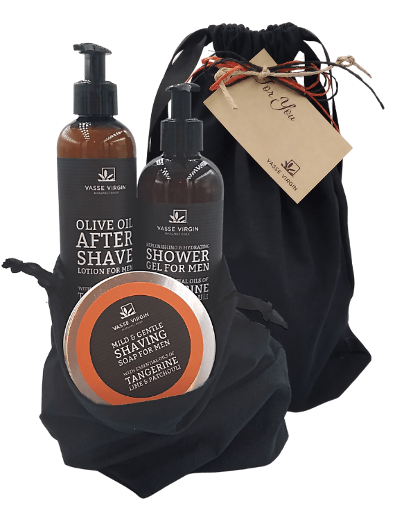 Citrus Twist Mens Deluxe Gift Pack
