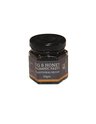 Fig & Honey Balsamic Paste