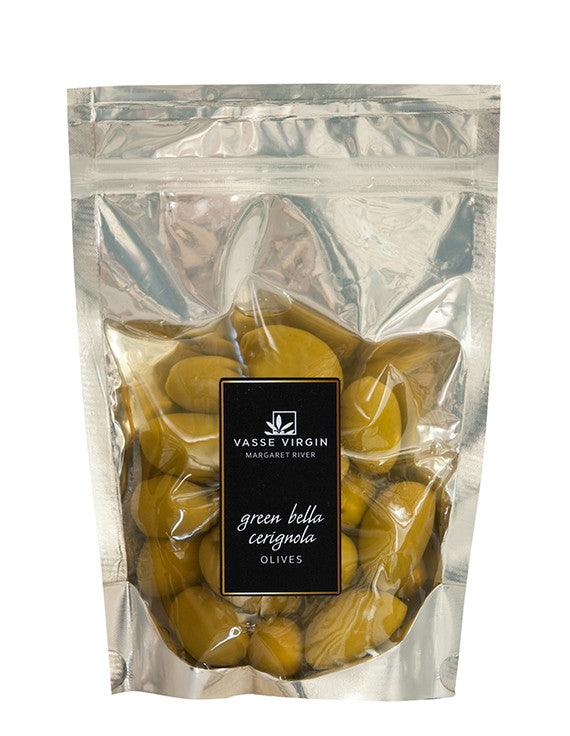 Green Bella Olives 250g