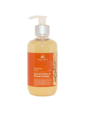 Hinterland Desert Lime & Blood Orange Cleansing Foam