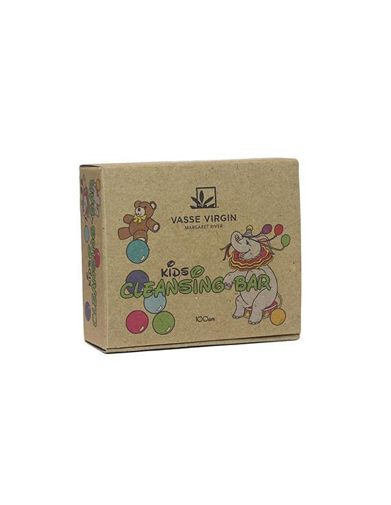 Kids Boxed Body Bar 100g