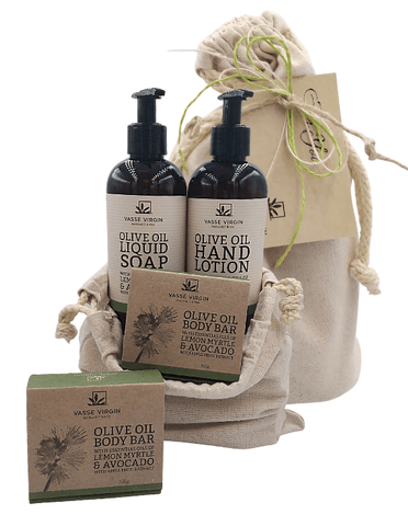 Lemon Myrtle & Avocado Hand Care Gift Pack
