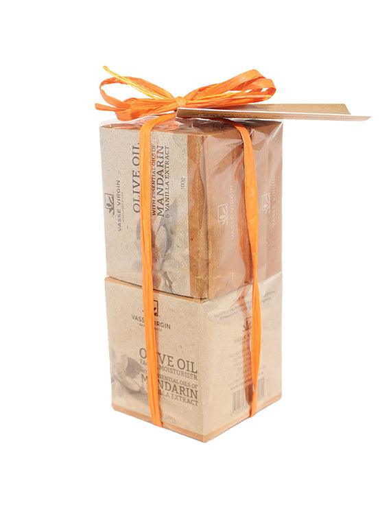 Mandarin & Vanilla Face and Body Gift Pack
