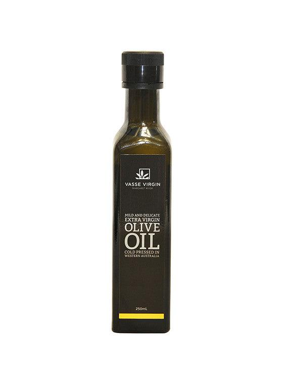 Mild and Delicate Extra Virgin Olive Oil
