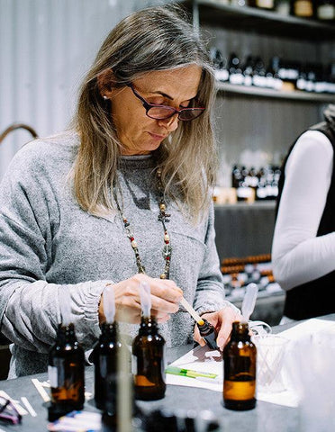 Natural Perfumery Workshop