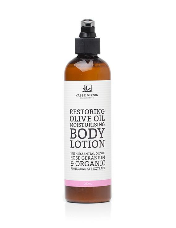 Rose Geranium & Pomegranate Body Lotion 250ml