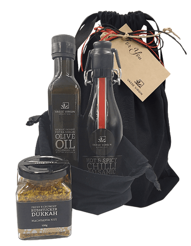 Dukkah, Oil and Balsamic Gift Pack