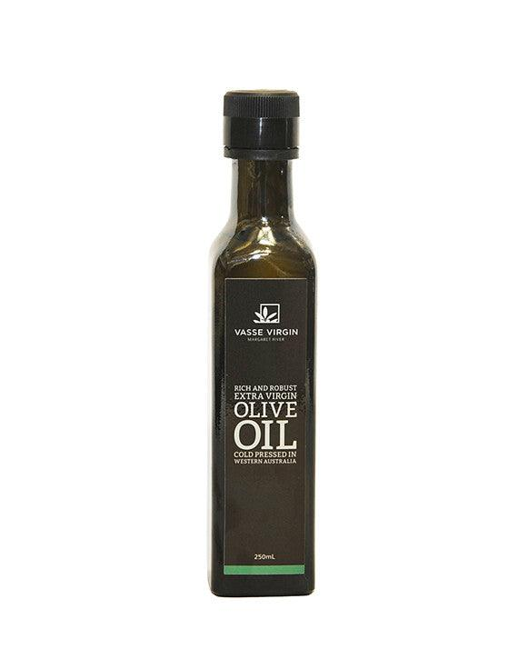 Rich and Robust Extra Virgin Olive Oil