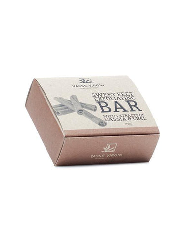 Sweet Feet Boxed Body Bar 100g