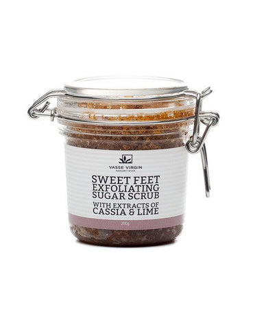 Sweet Feet Sugar Scrub 200g