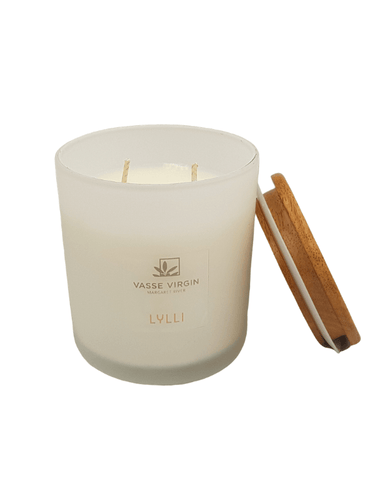 Natural soy candle - Lylli