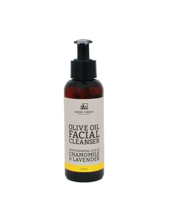 Chamomile & Lavender Facial Cleanser 125ml