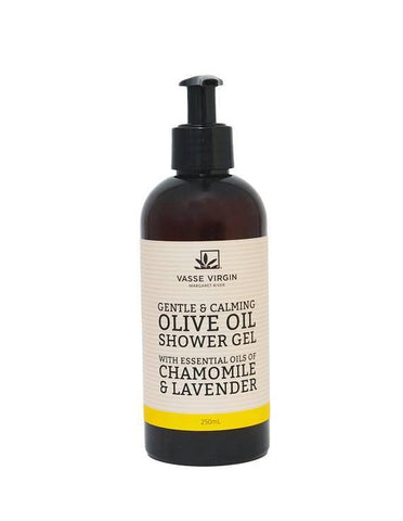 Chamomile & Lavender Shower Gel 250ml
