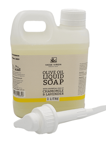 Bulk Liquid Soap 1 Litre
