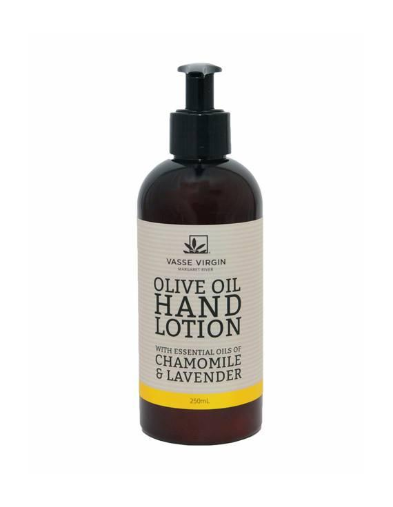 Chamomile & Lavender Hand Lotion 250ml