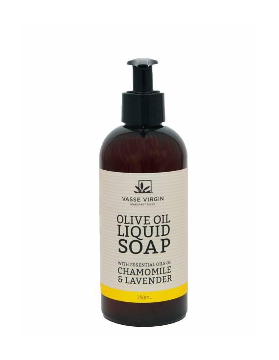 Chamomile & Lavender Liquid Soap 250ml