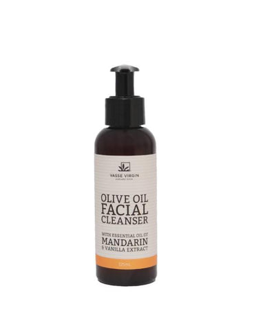 Mandarin & Vanilla Facial Cleanser 125ml