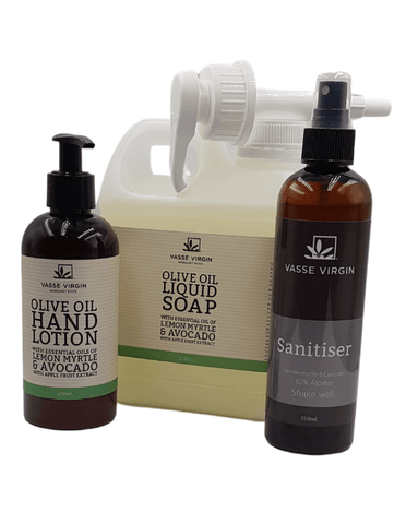 Bulk liquid soap, Lotion & Sanitiser special