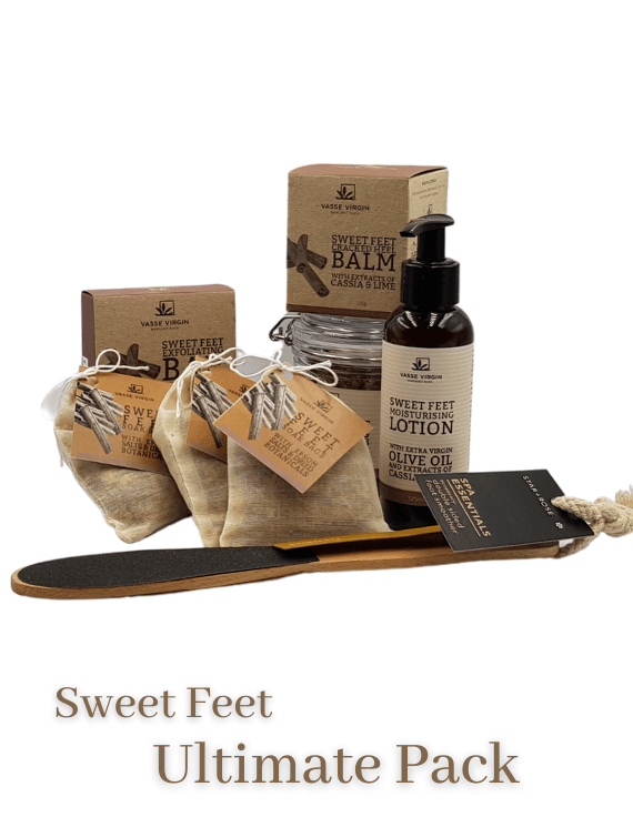 Ultimate Sweet Feet Pack
