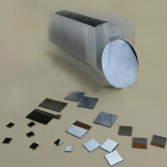 Custom made service silicon wafer