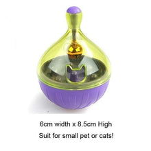 Load image into Gallery viewer, Play Toy Food Ball Dispenser - Couture Whiskers