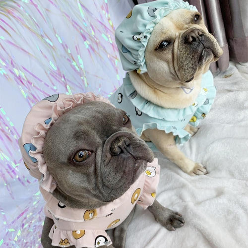 Baby Style Pet Summer Clothes - Couture Whiskers