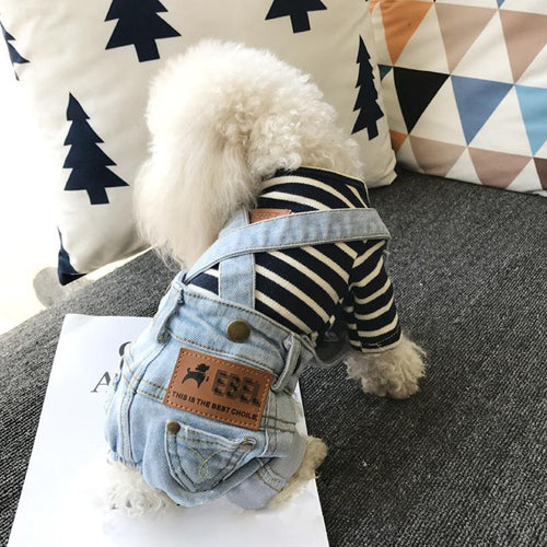 Country Pet Overalls - Couture Whiskers