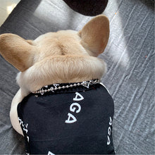 Load image into Gallery viewer, Fashion Luxury Pet Black Shirt
