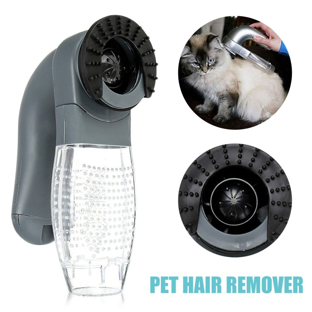 Electric Pet Hair Shedding Tool - Couture Whiskers