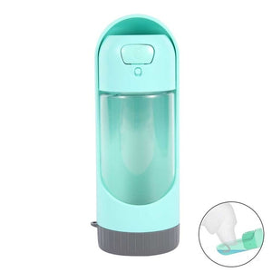 Portable Dog Water Bottle with Filter - Couture Whiskers