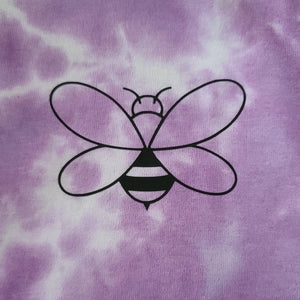 Bumble Bee Tie Dye Shirt