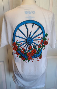 Grateful Dead (Bertha Wheel & Roses)