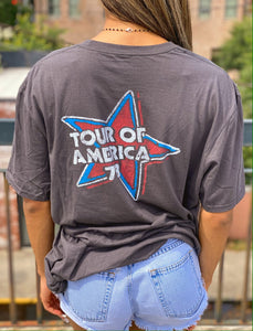Rolling Stones Tour of America w/ Back