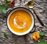 Gingery Butternut Soup