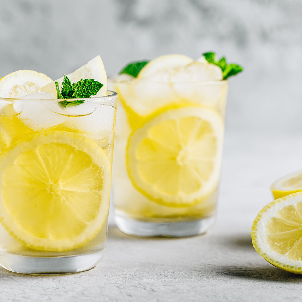 super simple lemonade