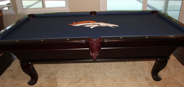 Custom Pool Table Felt