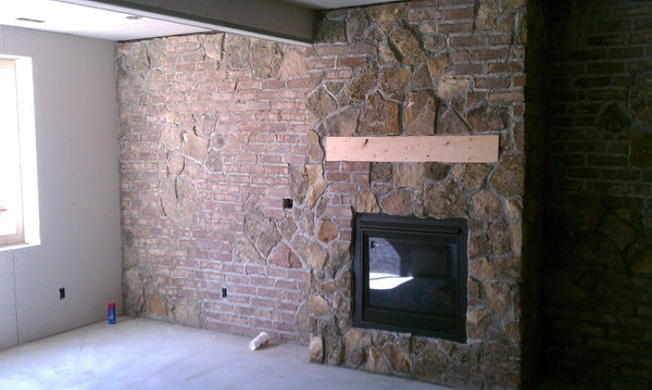Man Cave With Brick Wall : Ultimate video game man cave elder scrolls edition u
