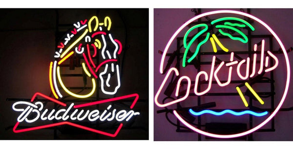 Neon Man Cave Sign