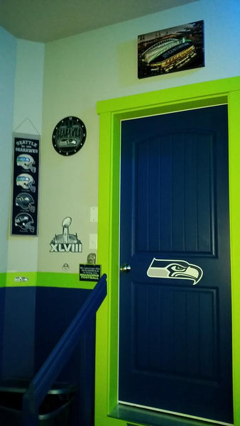 Seahawks 12th Man Cave – Legion of Boom
