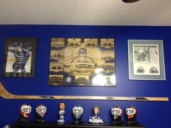 Toronto Maple Leafs Man Cave