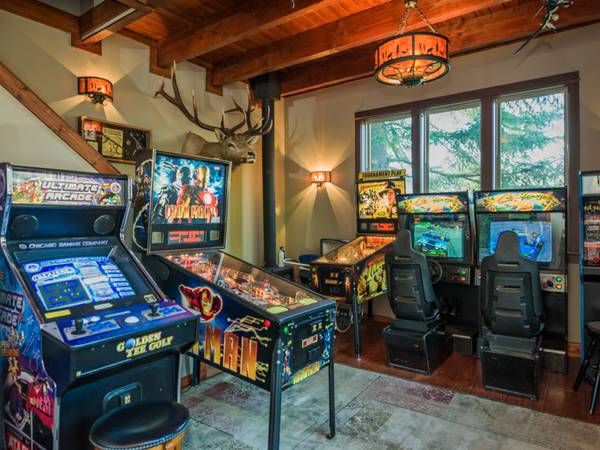 Man Caves Of The Week 10 3 14 Man Cave Authority