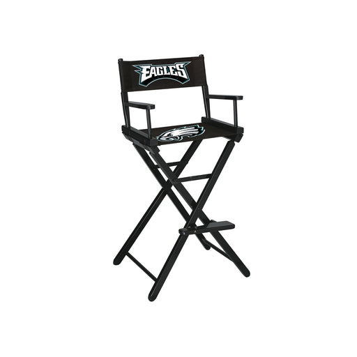 Philadelphia Eagles Bar Height Directors Chair | Man Cave Authority | IMP 100-1037
